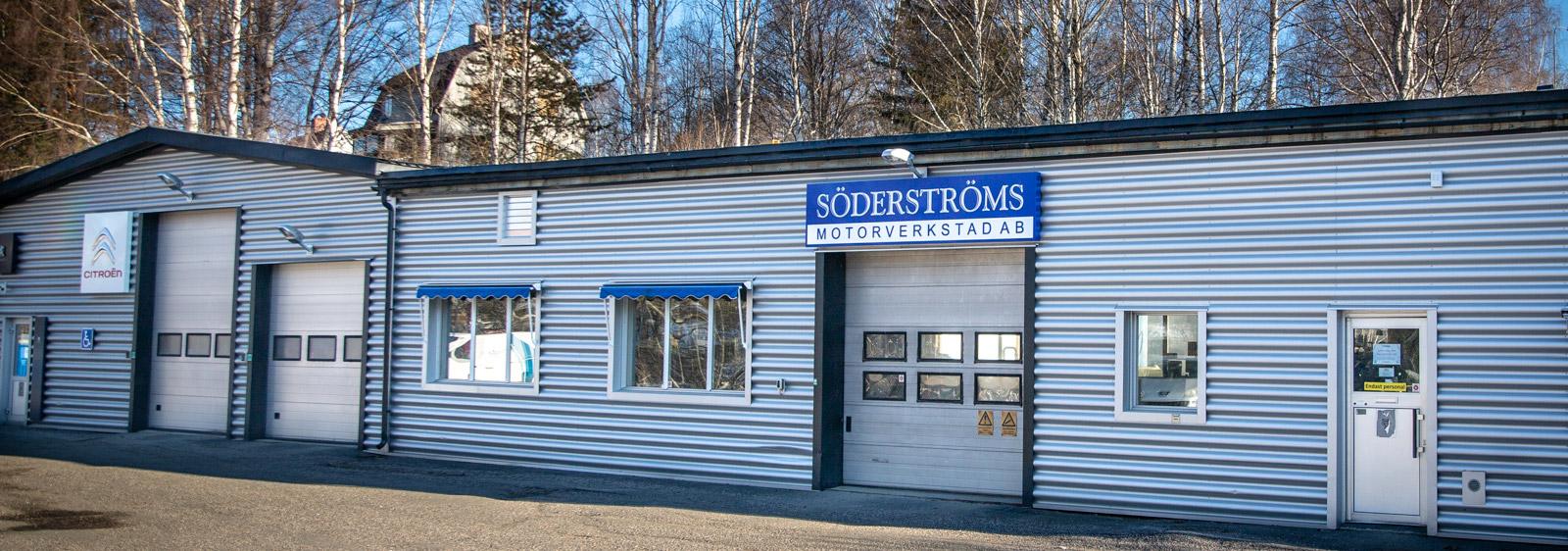 Bilverkstad Sundsvall